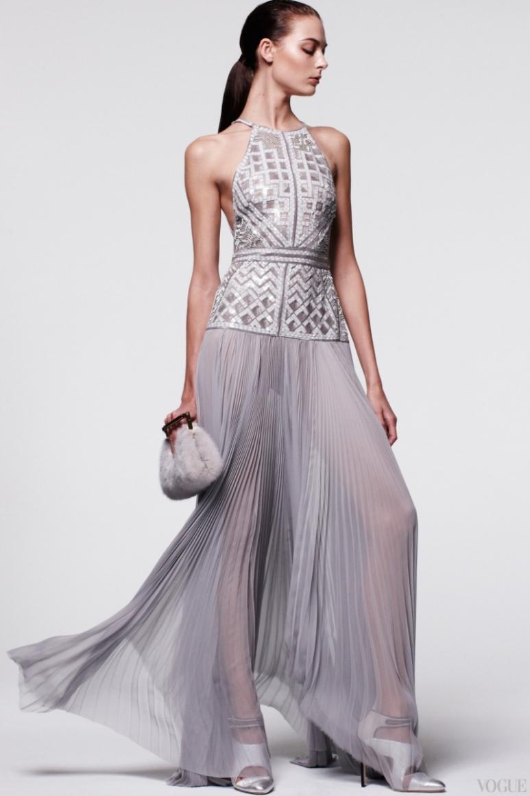 J. Mendel Couture весна-лето 2013 #23