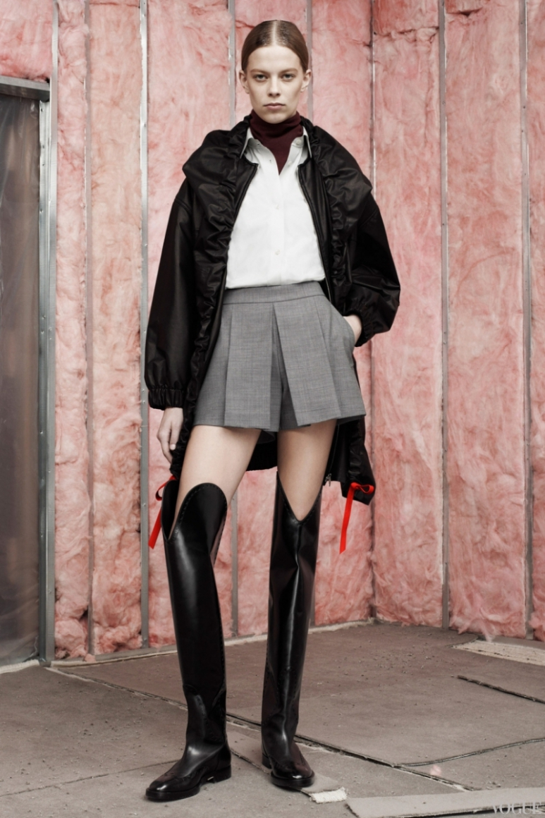 Alexander Wang Couture весна-лето 2013 #12