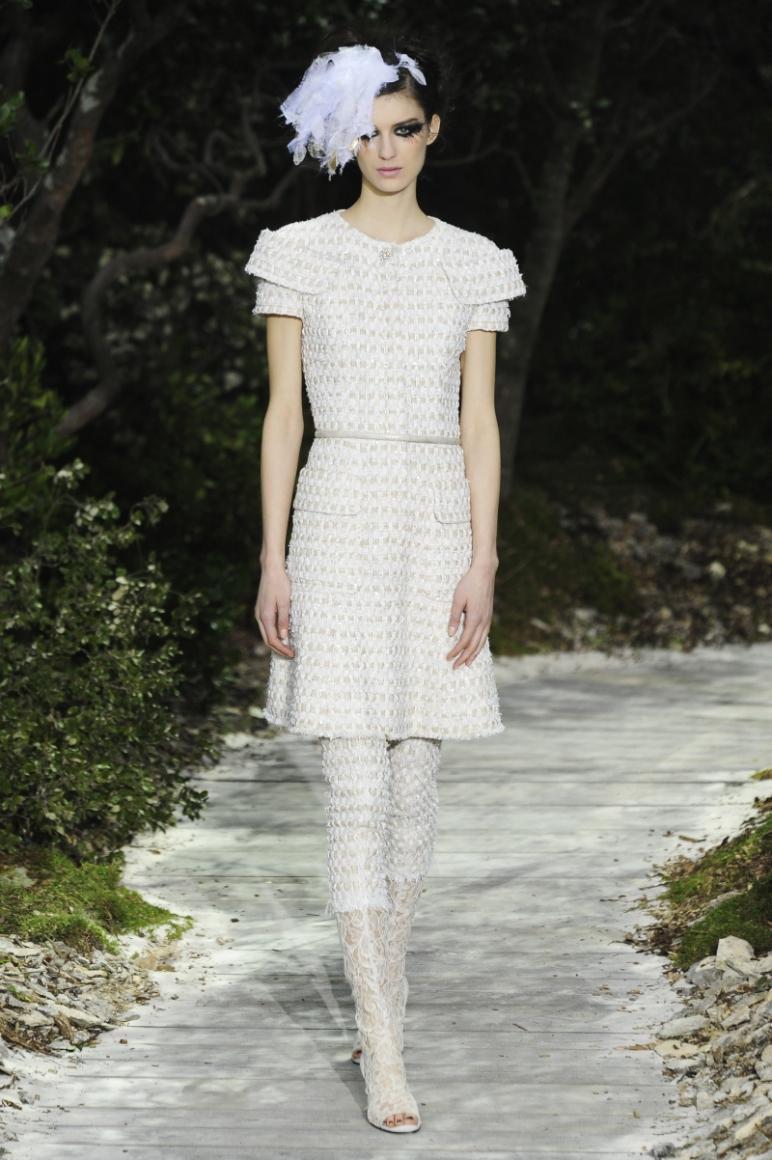 Chanel Couture весна-лето 2013 #6