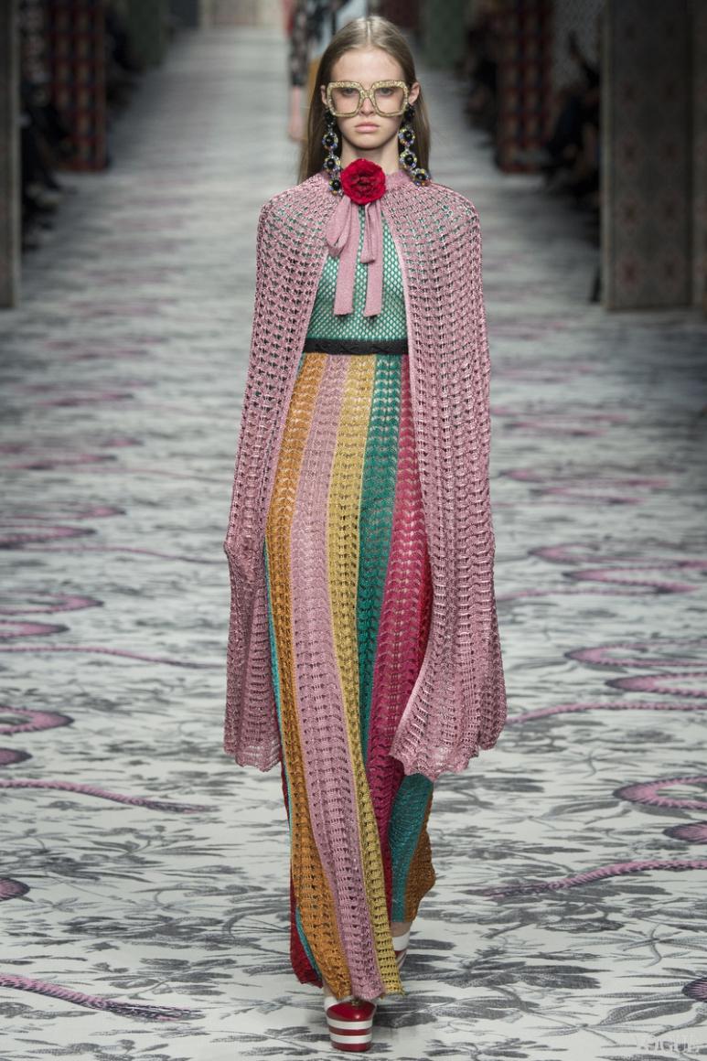 Gucci весна-лето 2016 #52
