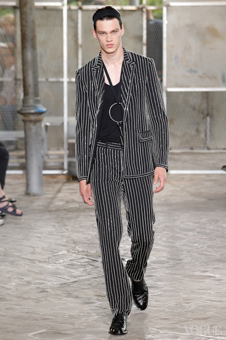 Givenchy Menswear весна-лето 2016 #6