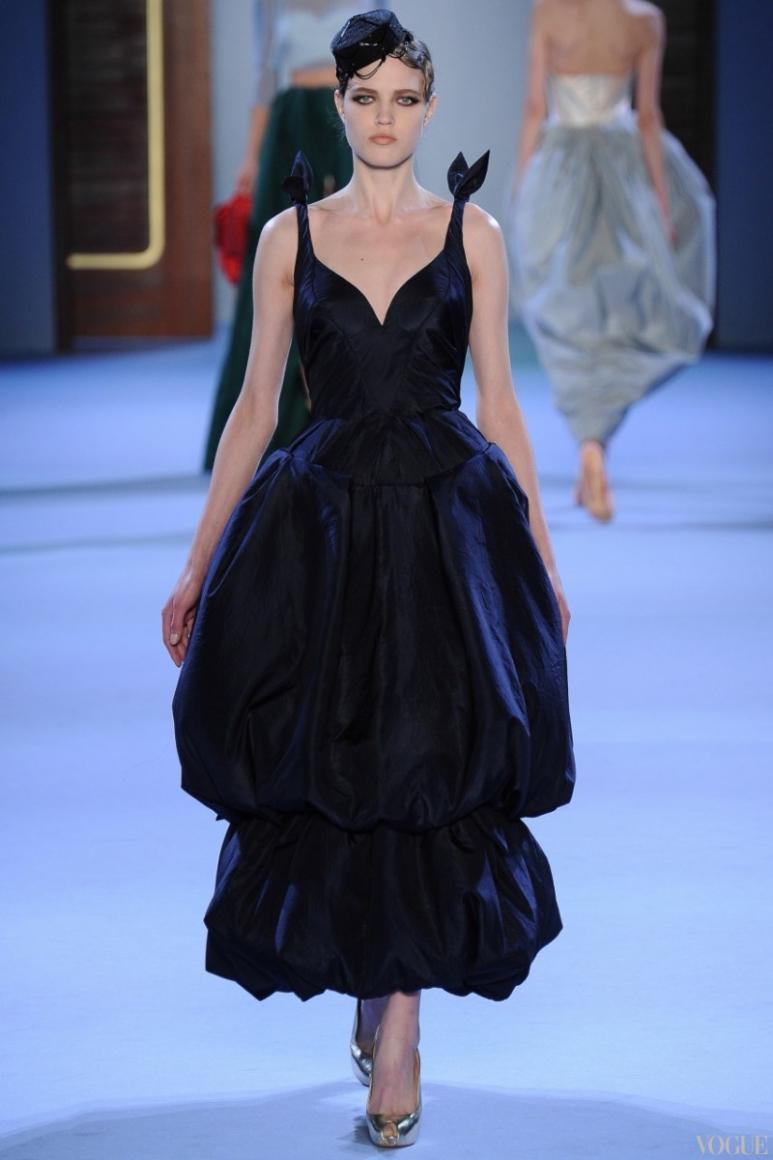 Ulyana Sergeenko Couture весна-лето 2014 #38
