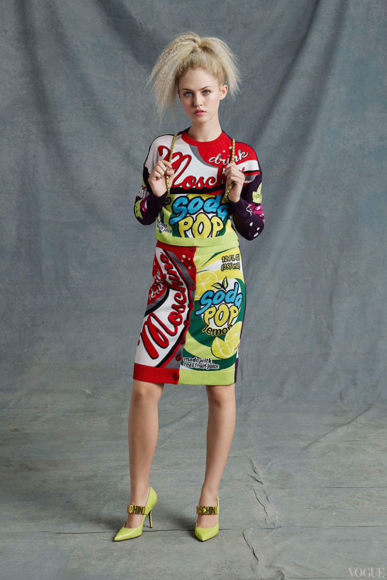 Moschino Resort 2015 #53