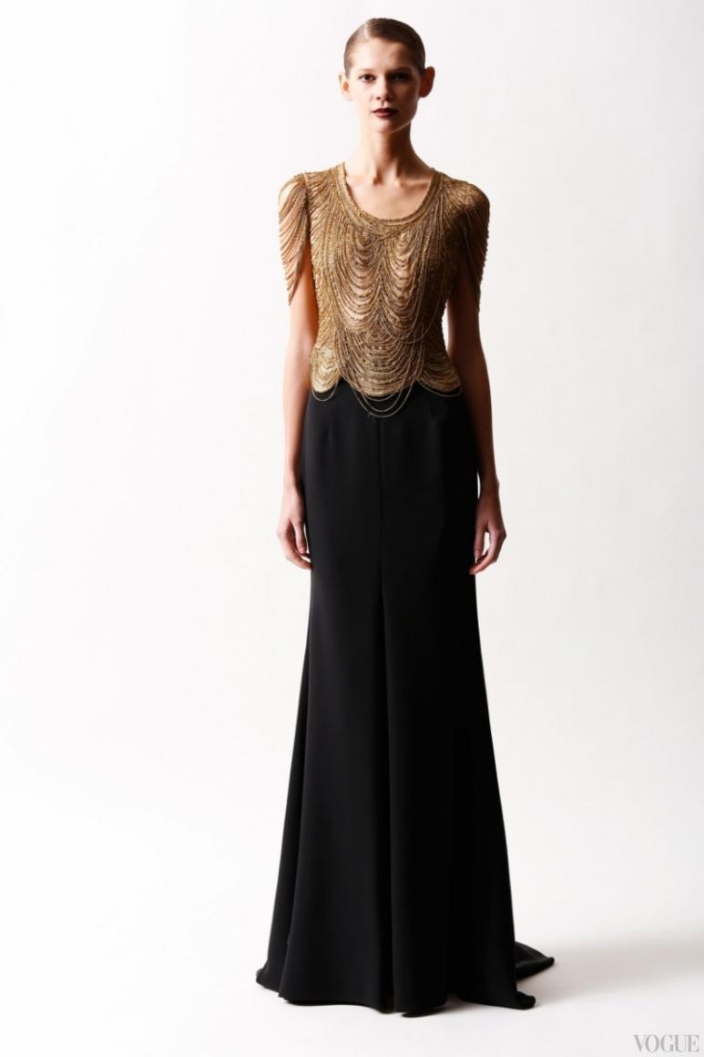 Naeem Khan Couture весна-лето 2013 #21
