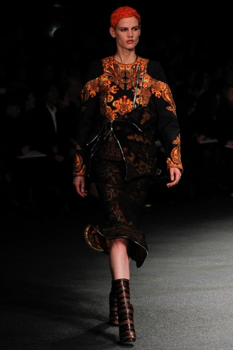 Givenchy осень-зима 2013/2014 #29