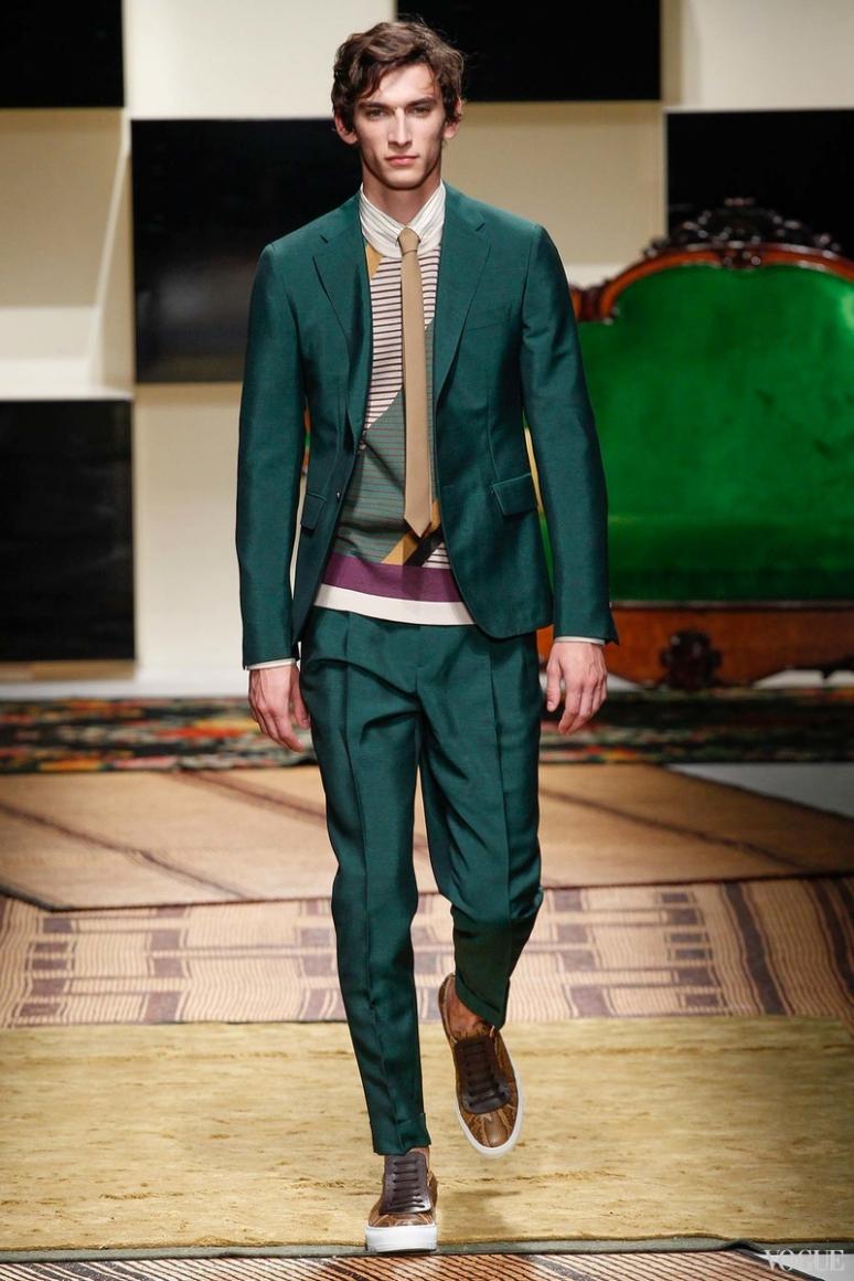 Salvatore Ferragamo Menswear весна-лето 2016 #33
