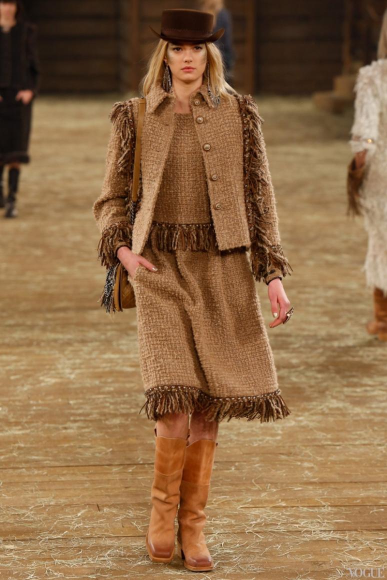 Chanel Couture весна-лето 2013 #83