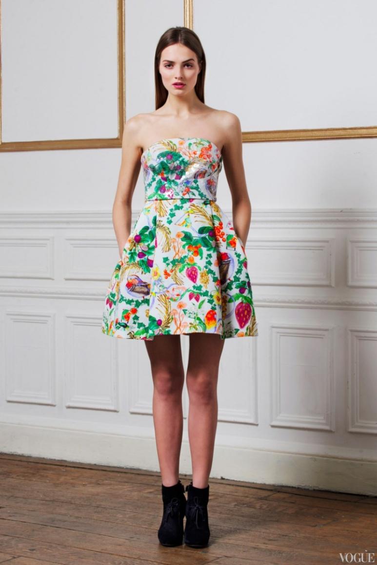 Matthew Williamson Couture весна-лето 2013 #19