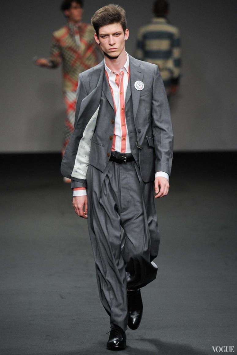 Vivienne Westwood Menswear весна-лето 2016 #11
