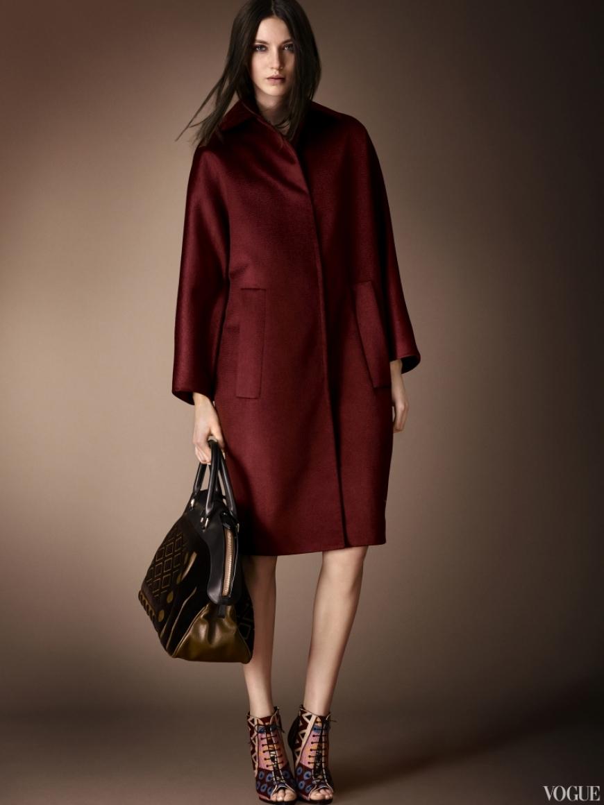 Burberry Prorsum Couture весна-лето 2013 #9