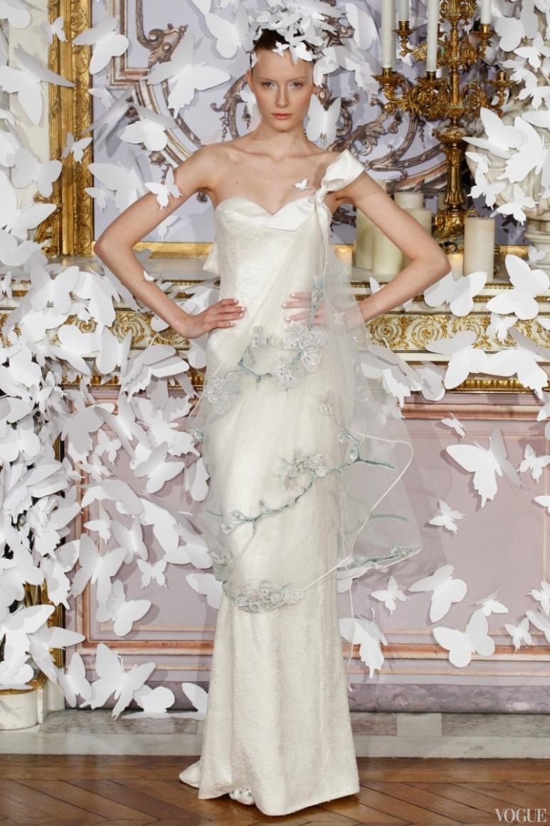 Alexis Mabille Couture весна-лето 2014 #12