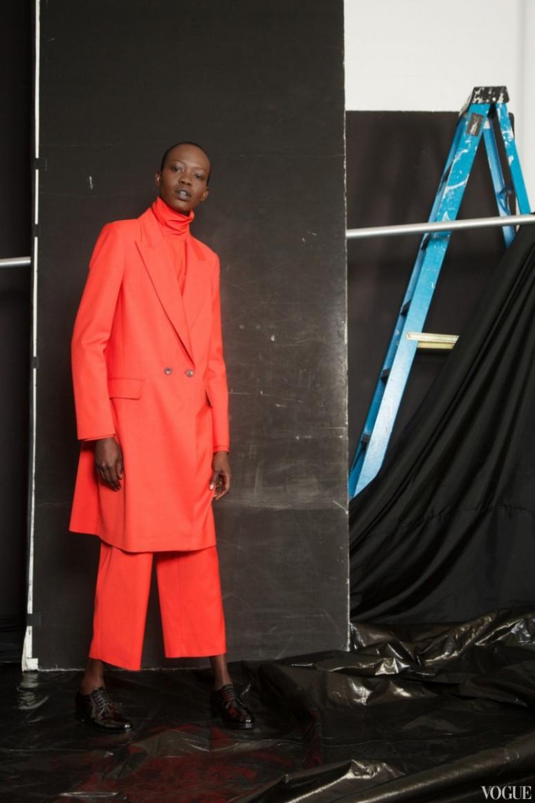 Cedric Charlier Couture весна-лето 2013 #15