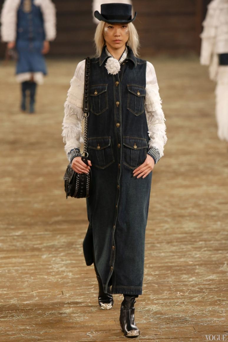 Chanel Couture весна-лето 2013 #37