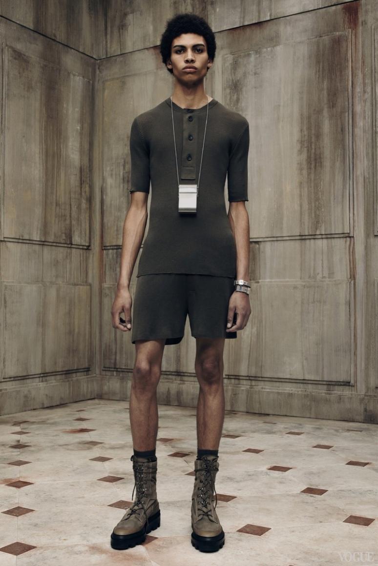 Balenciaga Menswear весна-лето 2016 #20