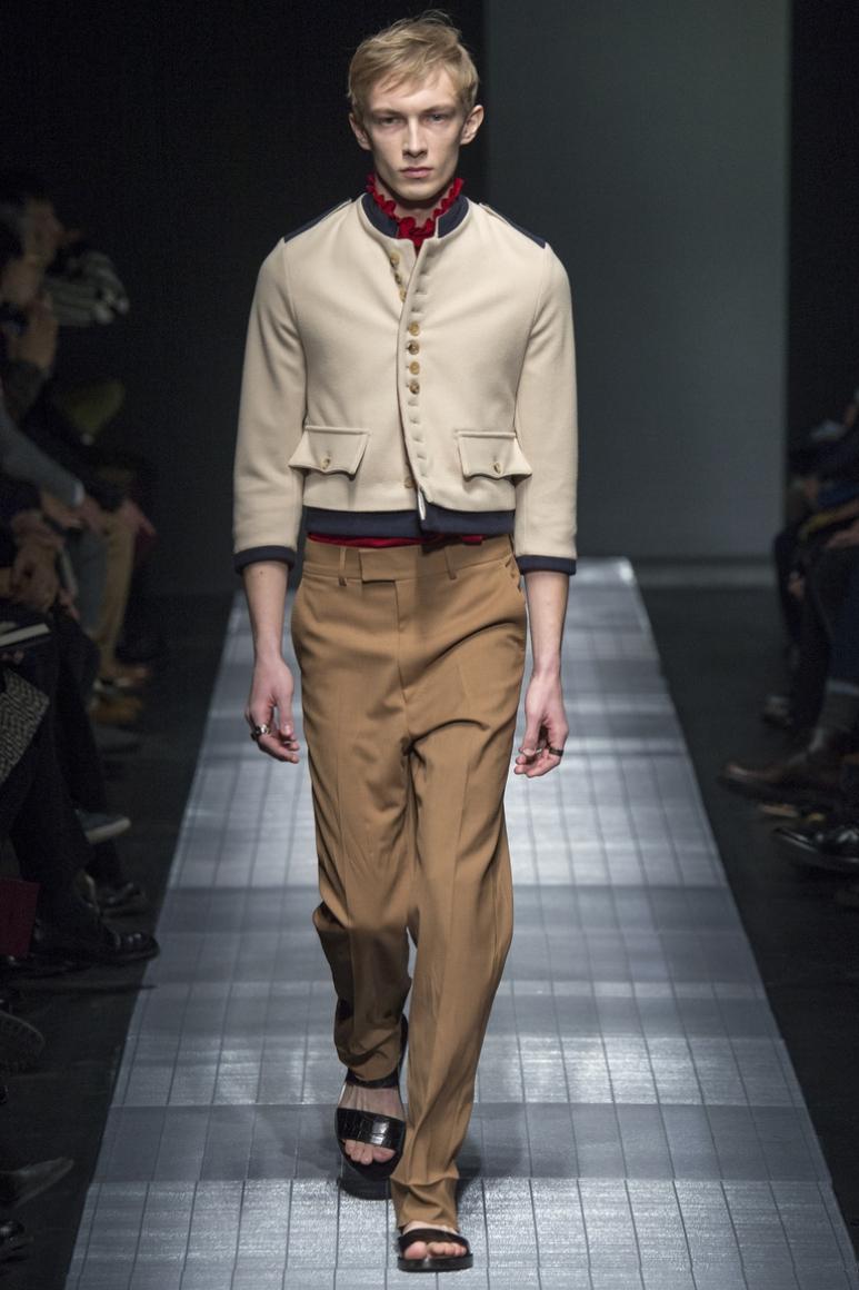 Gucci Menswear осень-зима 2015/2016 #6