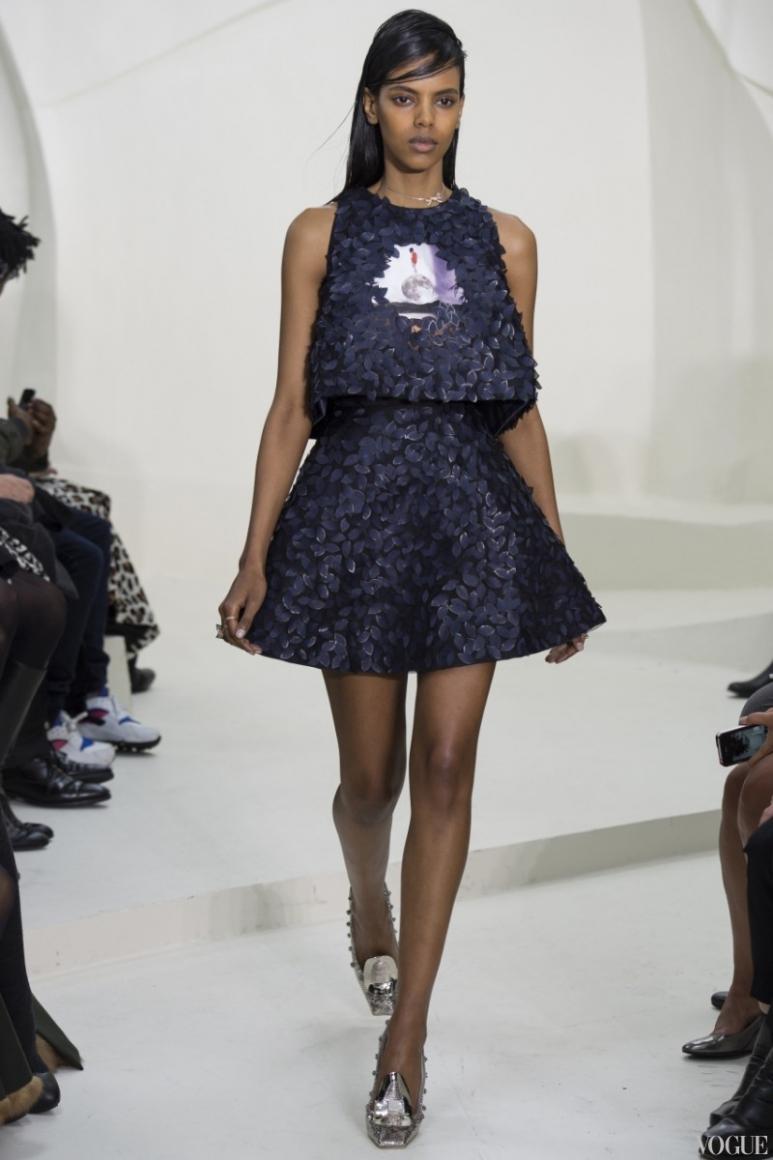 Christian Dior Couture весна-лето 2014 #38