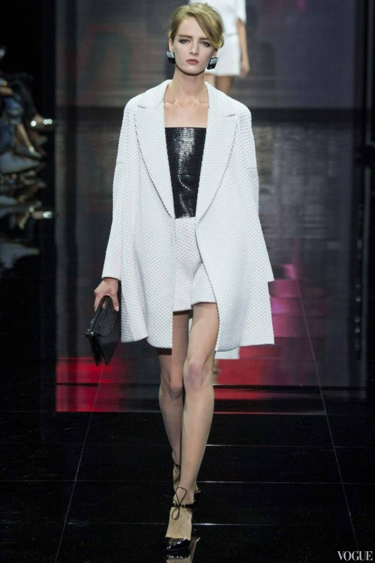 Armani Priv? Couture осень-зима 2014/2015 #68
