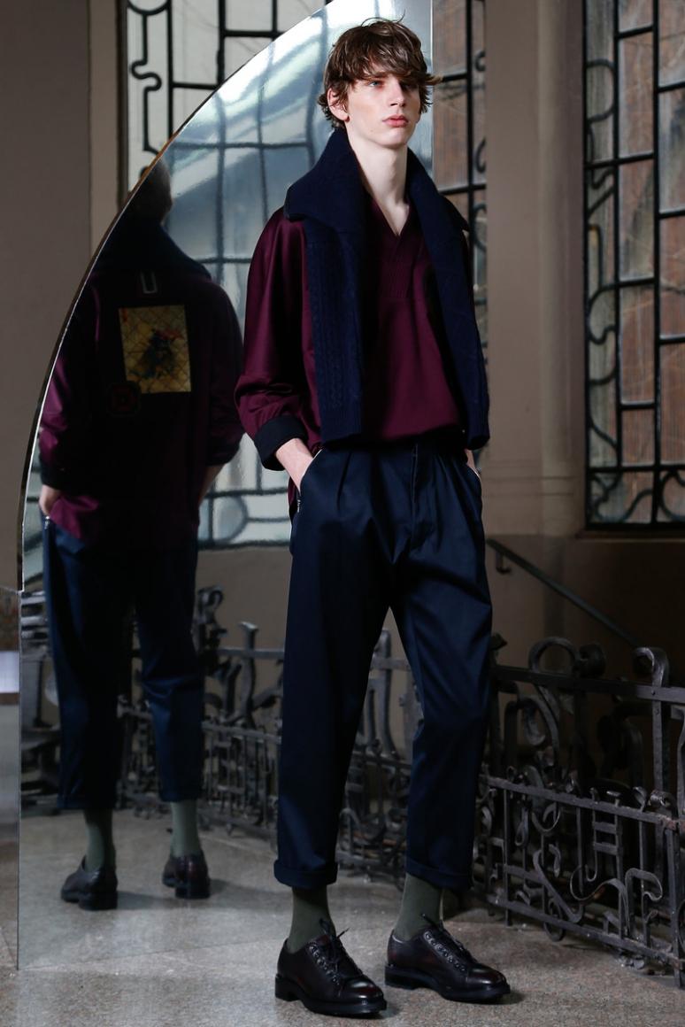 Iceberg Menswear осень-зима 2015/2016 #10