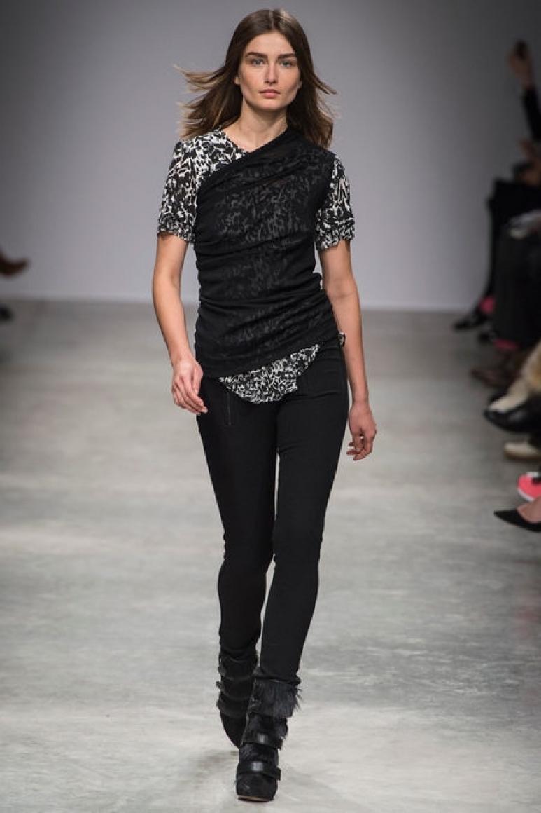 Isabel Marant осень-зима 2013/2014 #27