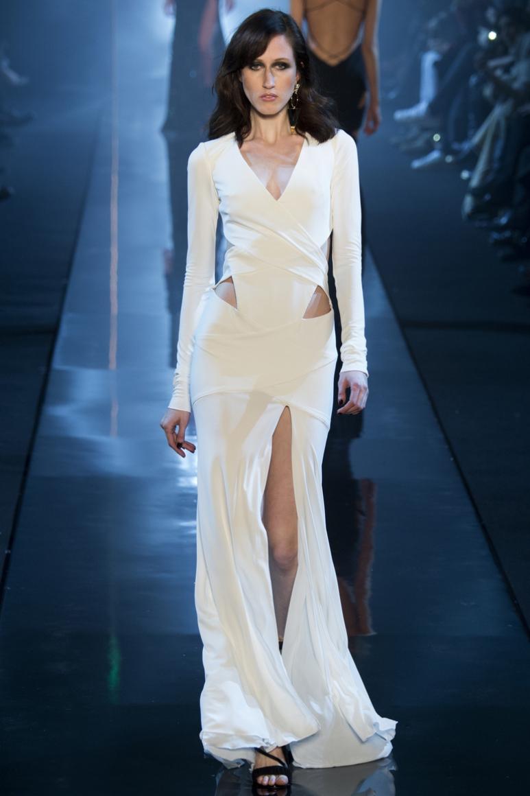 Alexandre Vauthier Couture весна-лето 2015 #9