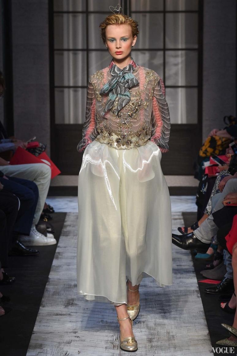 Schiaparelli Couture осень-зима 2015/2016 #15