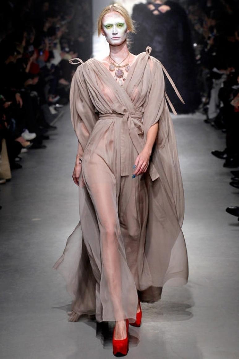 Vivienne Westwood осень-зима 2013/2014 #1