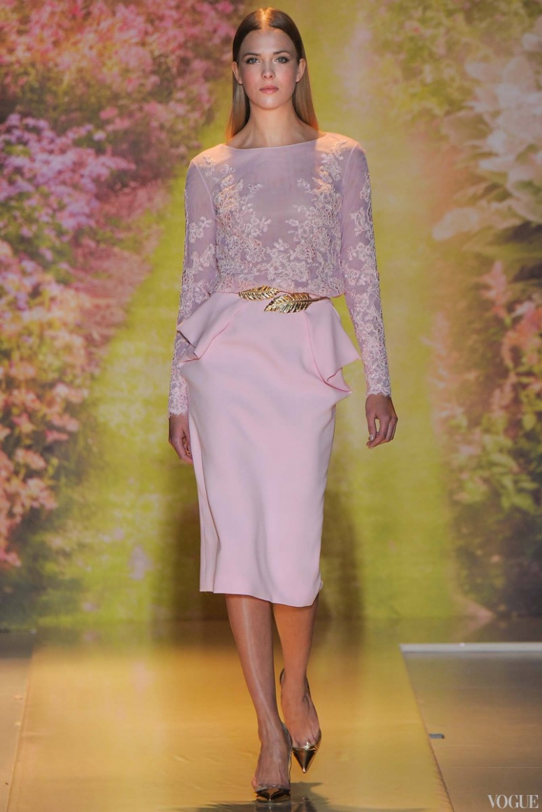 Zuhair Murad Couture весна-лето 2014 #25