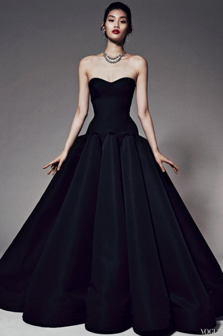 Zac Posen Couture весна-лето 2013 #20