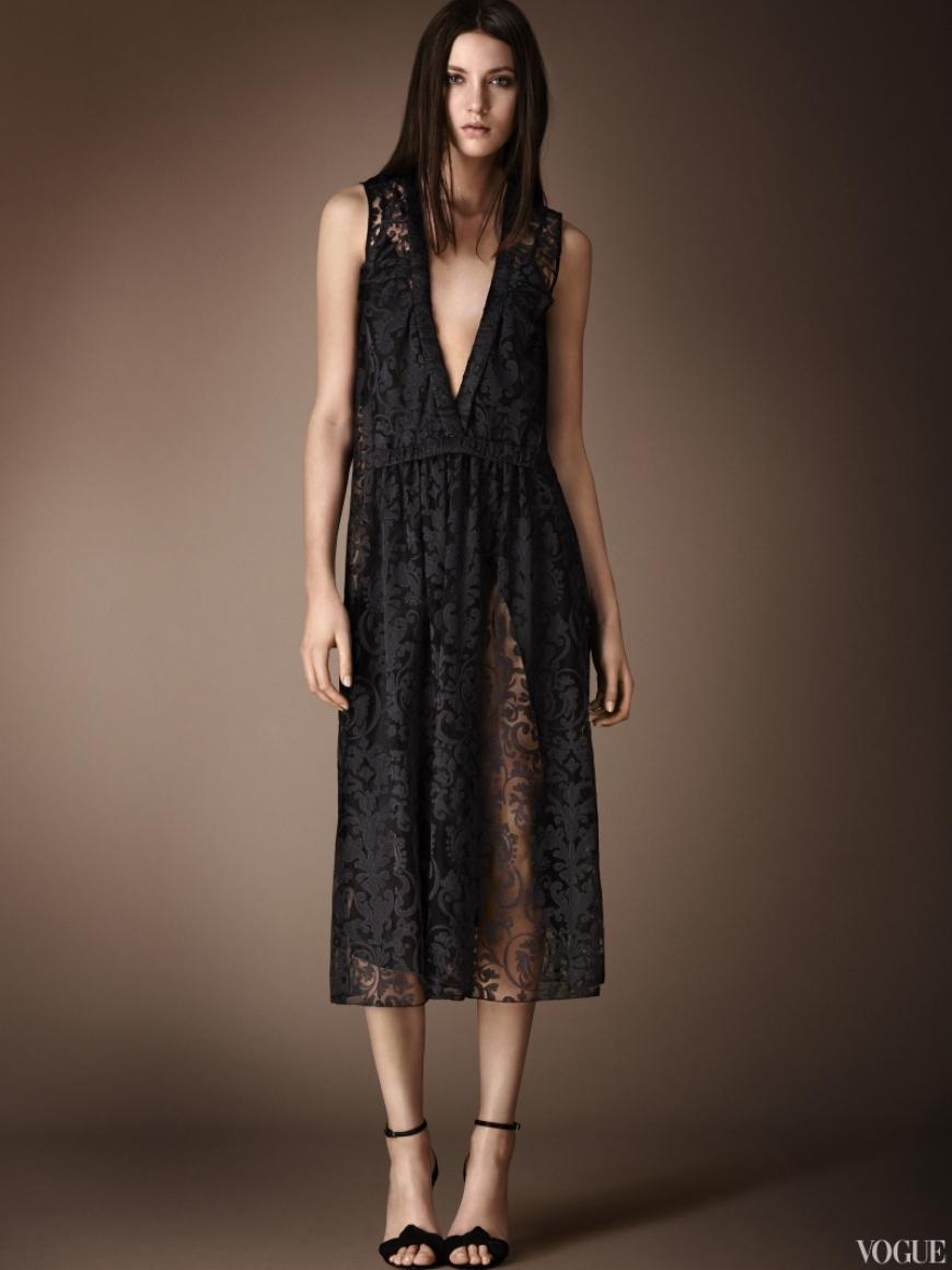Burberry Prorsum Couture весна-лето 2013 #3