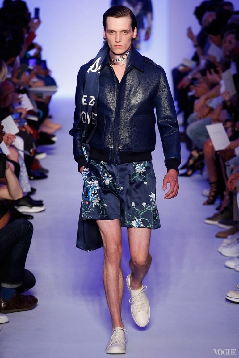 Louis Vuitton Menswear весна-лето 2016 #32