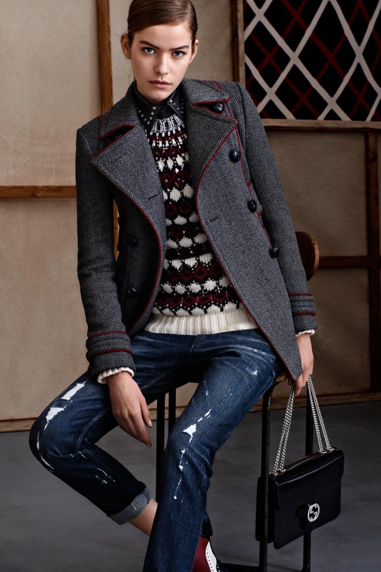 Gucci Pre-Fall 2015 #9