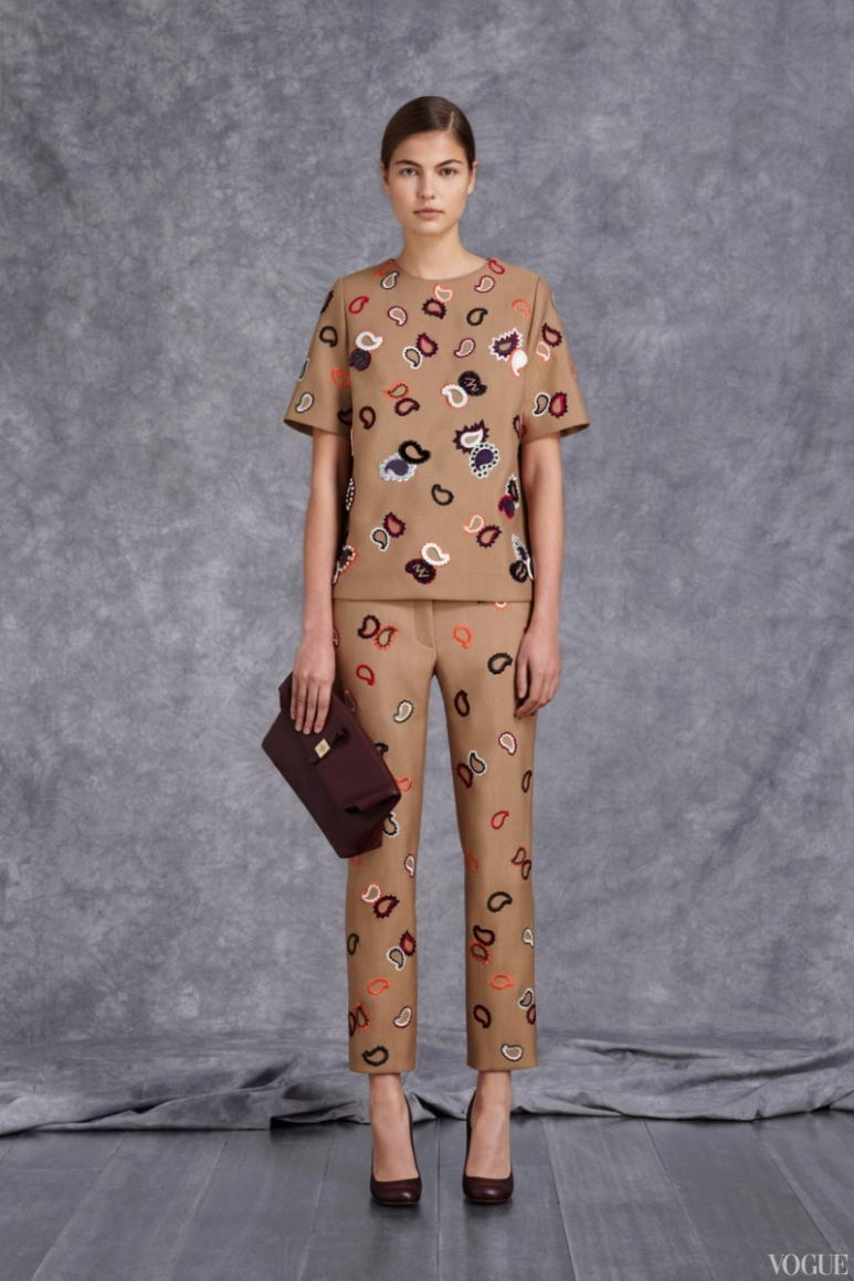 Mulberry Couture весна-лето 2013 #4