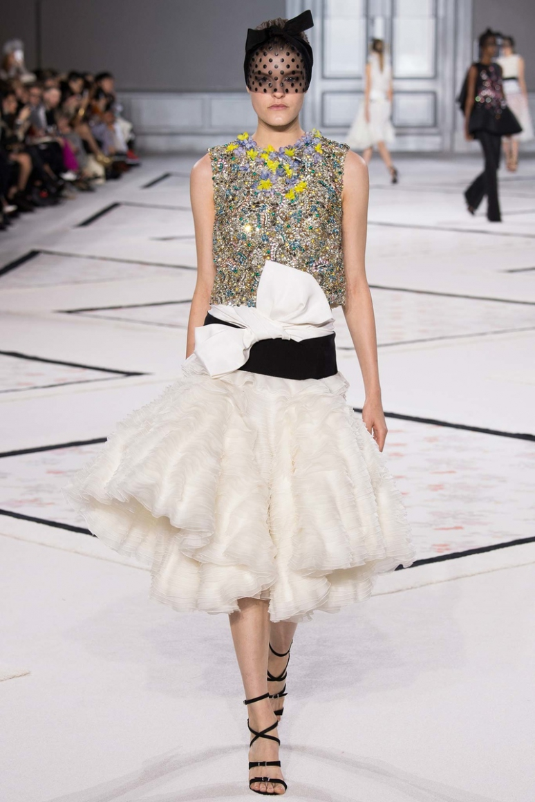 Giambattista Valli Couture весна-лето 2015 #26