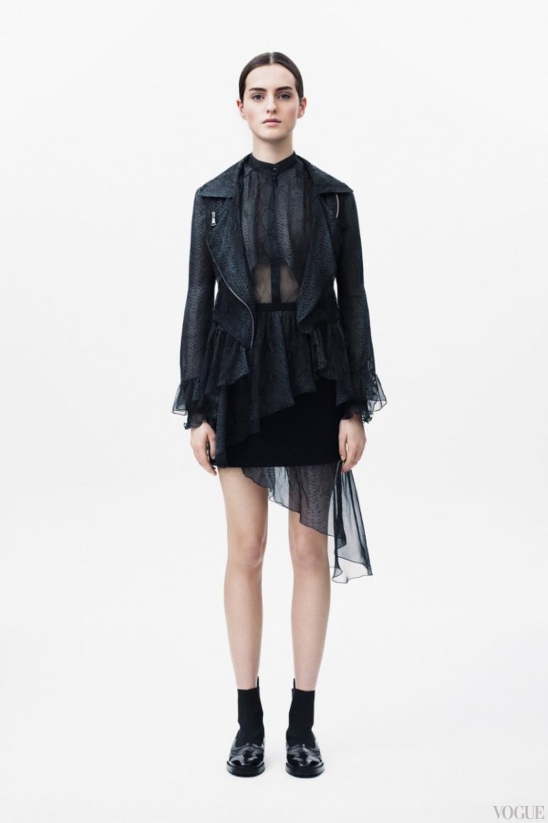 Christopher Kane Couture весна-лето 2013 #22