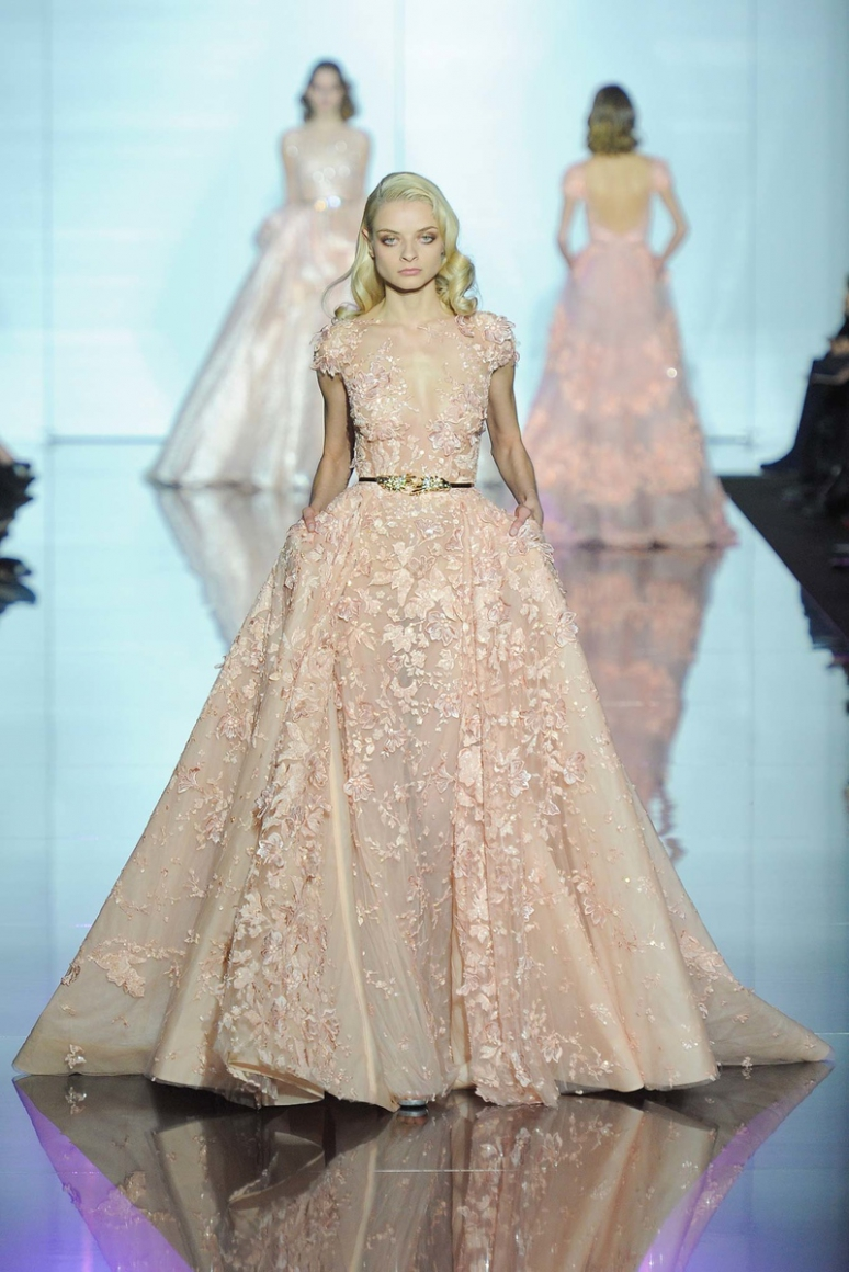 Zuhair Murad Couture весна-лето 2015 #30
