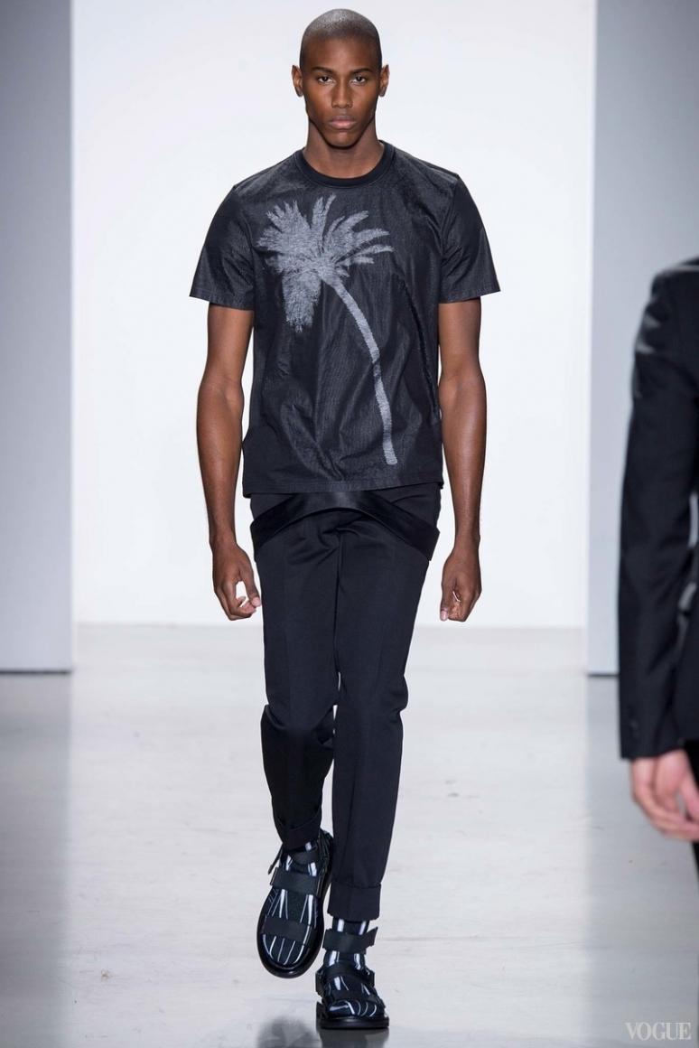 Calvin Klein Menswear весна-лето 2016 #4