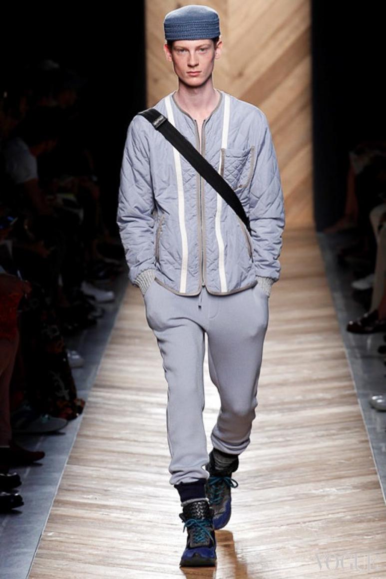 Bottega Veneta Menswear весна-лето 2016 #16