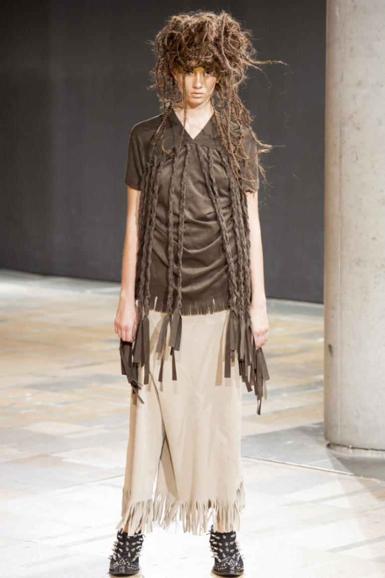 Junya Watanabe весна-лето 2014 #30
