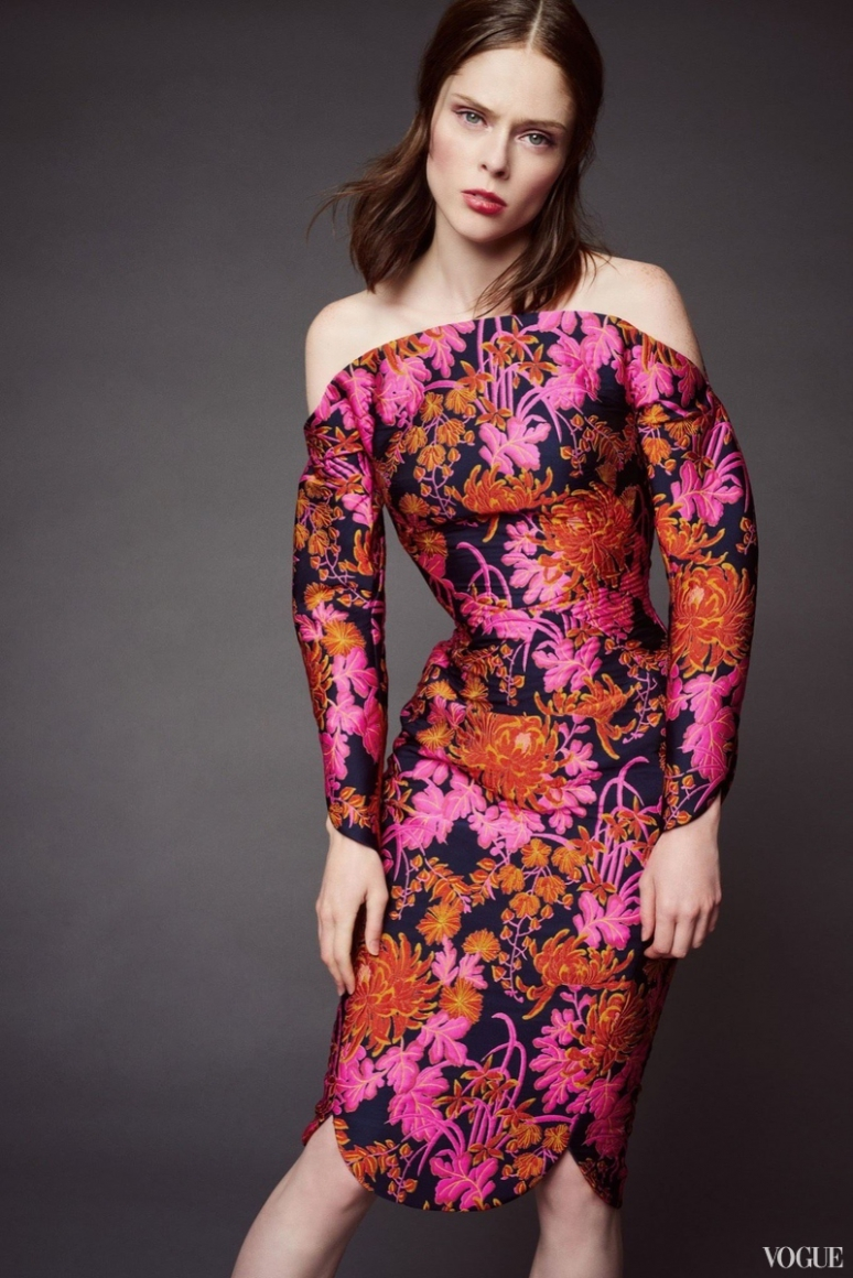 Zac Posen Resort 2016 #4