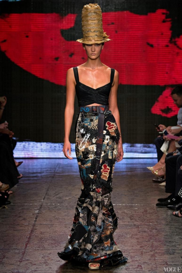 Donna Karan весна-лето 2015 #3