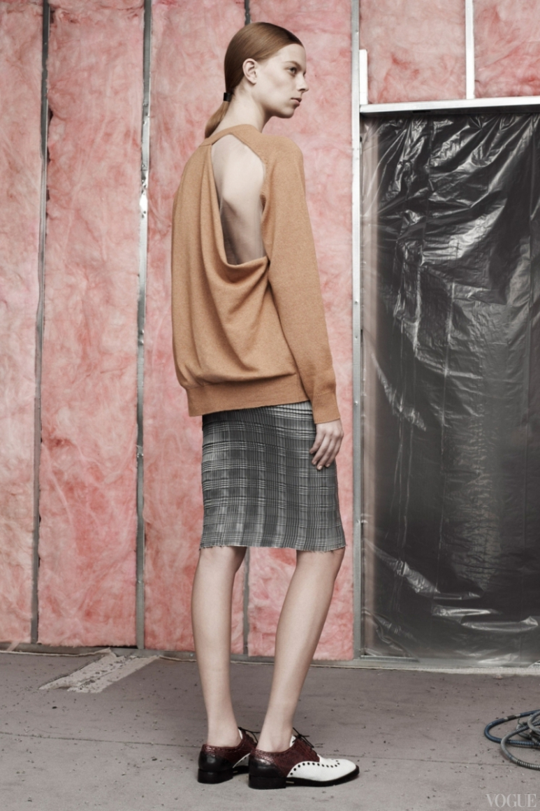 Alexander Wang Couture весна-лето 2013 #10
