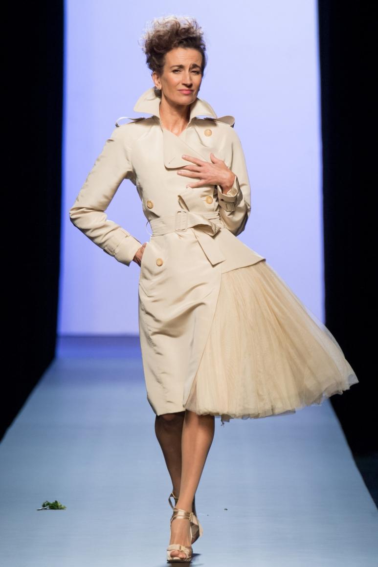 Jean Paul Gaultier Couture весна-лето 2015 #33
