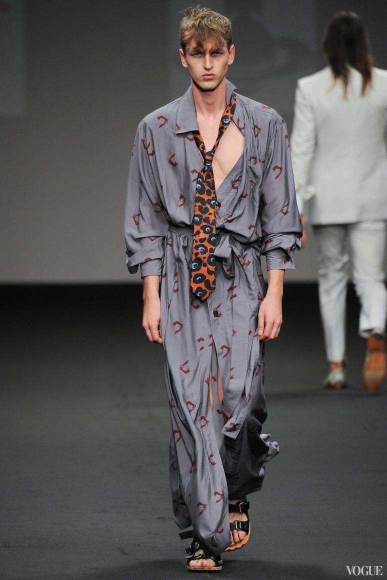 Vivienne Westwood Menswear весна-лето 2016 #6
