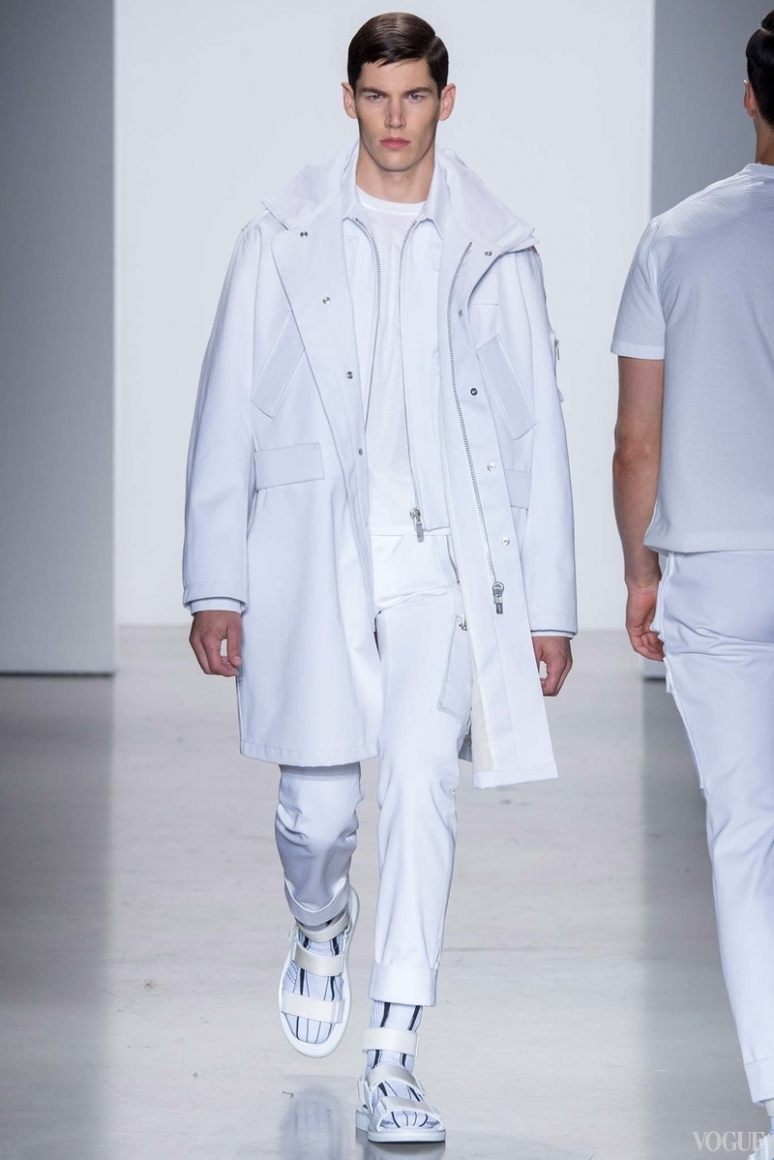 Calvin Klein Menswear весна-лето 2016 #9