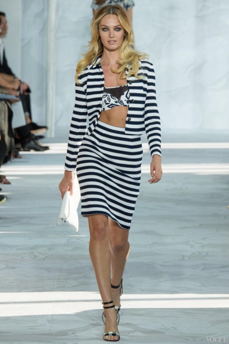 Diane Von Furstenberg весна-лето 2015 #20