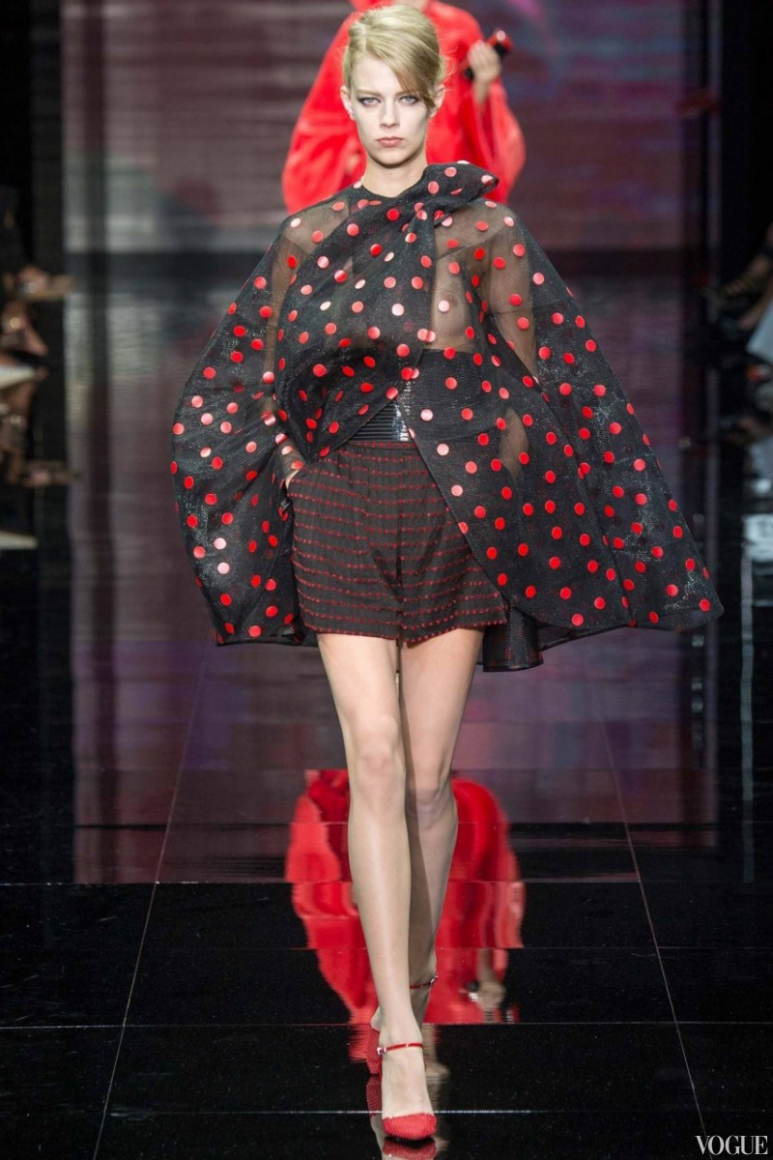 Armani Priv? Couture осень-зима 2014/2015 #33