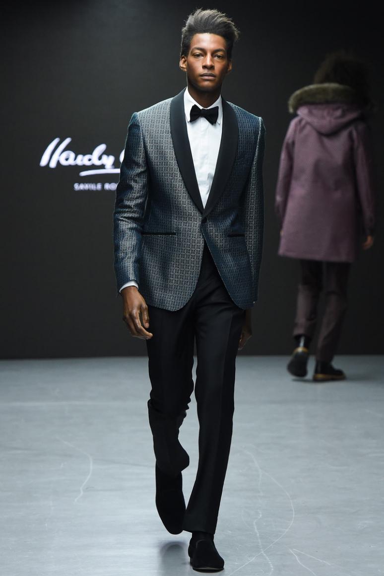 Hardy Amies Menswear осень-зима 2015/2016 #5