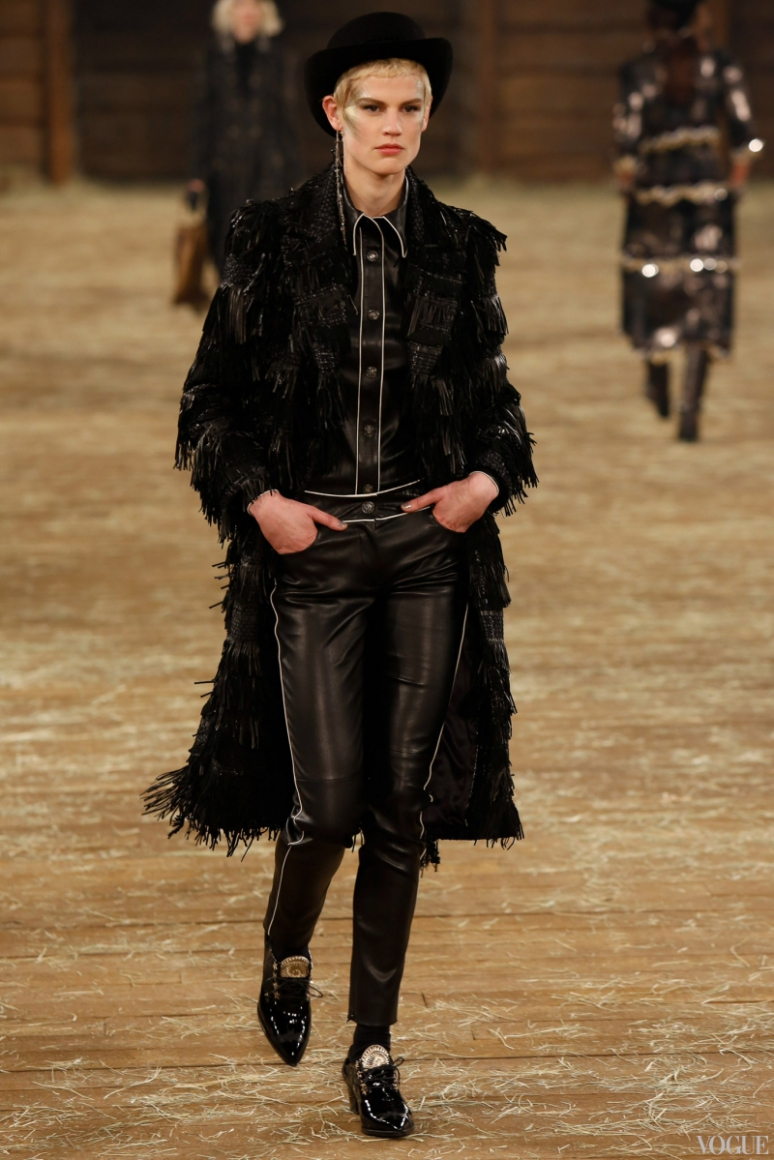 Chanel Couture весна-лето 2013 #75