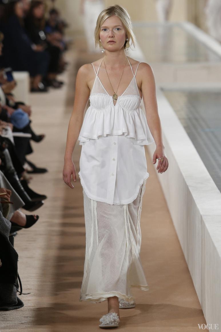 Balenciaga весна-лето 2016 #10