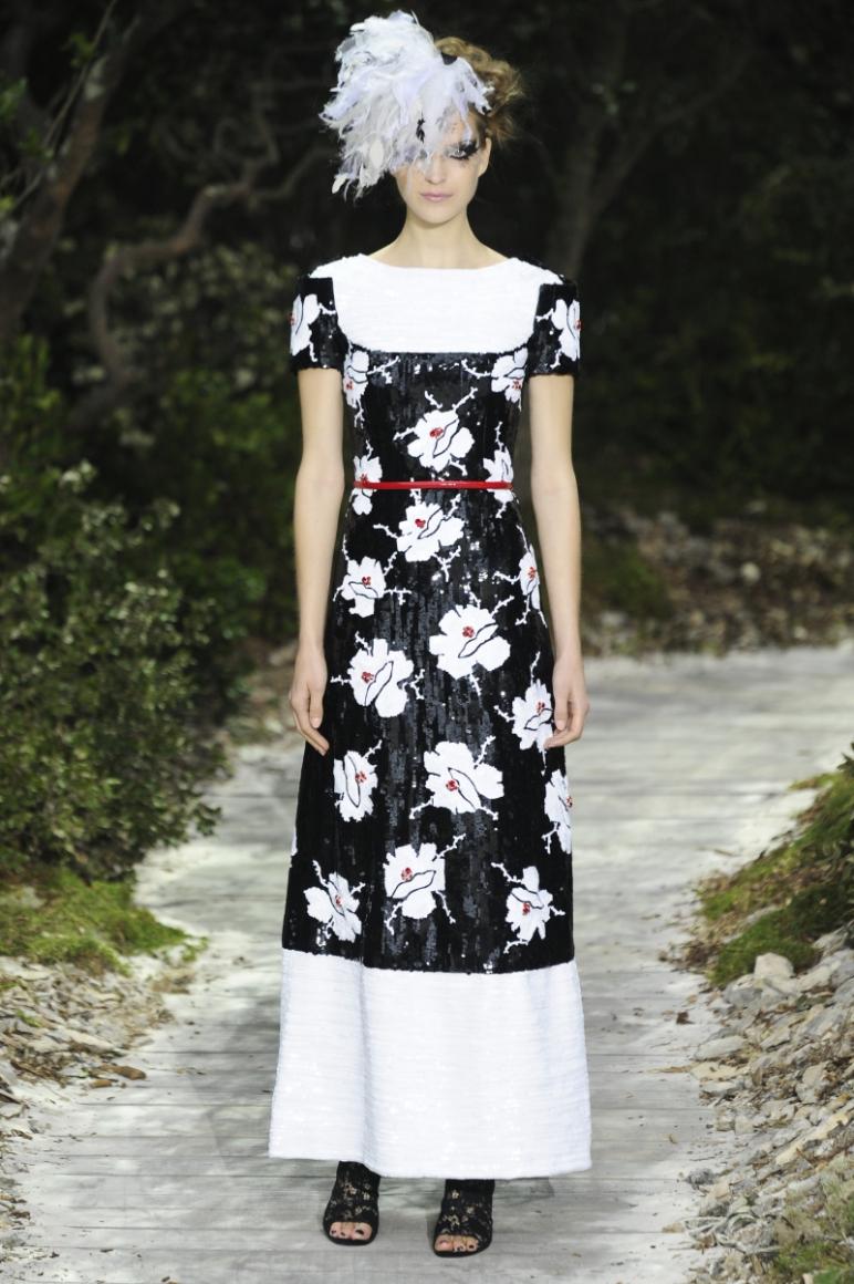 Chanel Couture весна-лето 2013 #38